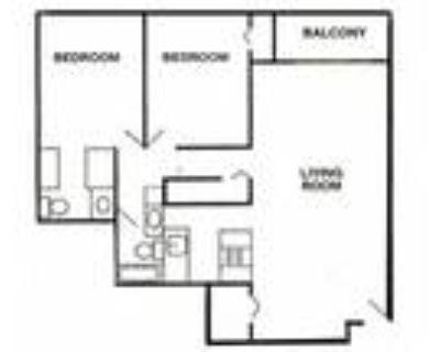 Cedar North - Two Bedroom 1.5 Bath