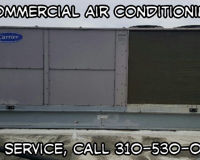 Commercial HVAC & AC Services