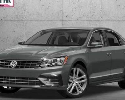 2016 Volkswagen Passat 1.8T R-Line