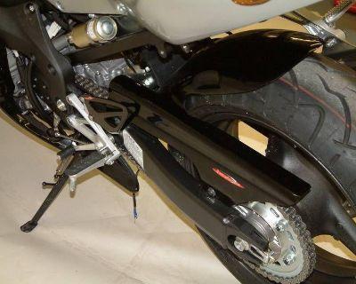 Honda Cbr600 F4 1999 2000 Rear Tire Hugger Black - Made In England