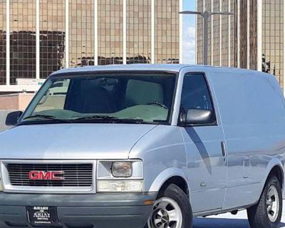 1998 GMC Safari Cargo Van Base