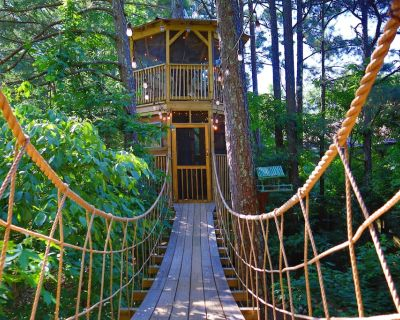 Treasure Hunt Treehouse in Metro Atlanta - Kennesaw