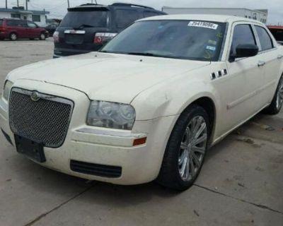"05 06 07 08 09 10 Chrysler 300- Front Bumper Assembly, ""pwg"" White Vanilla"