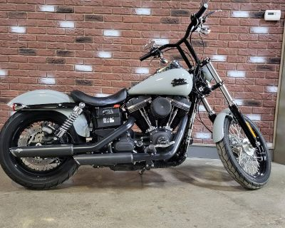2016 Harley-Davidson Street Bob Cruiser Dimondale, MI