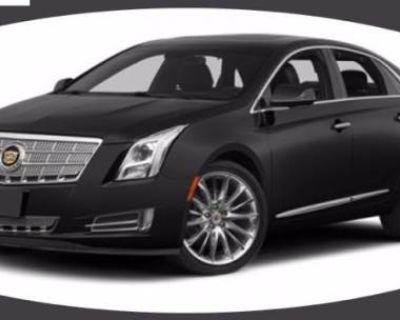 2014 Cadillac XTS Standard