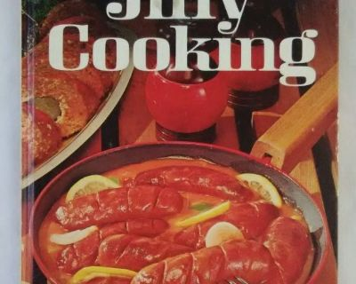 Misc Cook Books - Lots of Recipes - 1960's & 70's
