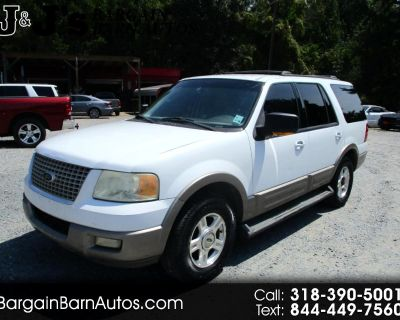 Used 2003 Ford Expedition Eddie Bauer 4.6L 2WD