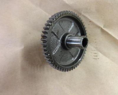 Suzuki Gsxr1100 Starter Gear And Pin
