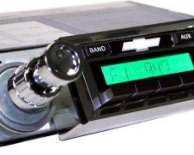 1961 1962 61 62 Chevy Impala Radio Am/fm Usa 230 Custom Autosound Aux Mp3