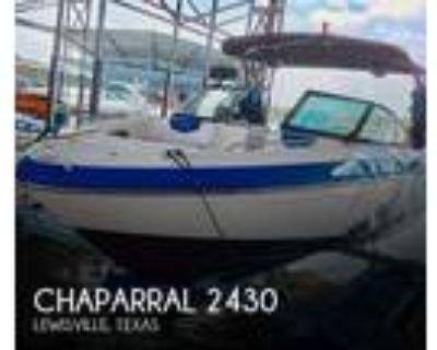 24 foot Chaparral VRX 2430