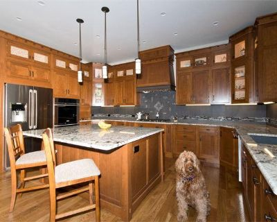 Durable Cherry Shaker Cabinets for Your Kitchen