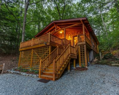 Romantic Couples' Hide-Away - Couples' Hide-Away - THOROUGH CLEANER!! WiFi! - Mineral Bluff