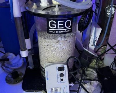 Geo CR612 calcium reactor