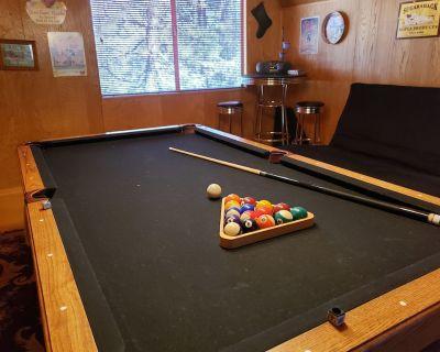 Sweet Cabin, Pool Table, New Upgraded Kitchen - Upper Moonridge