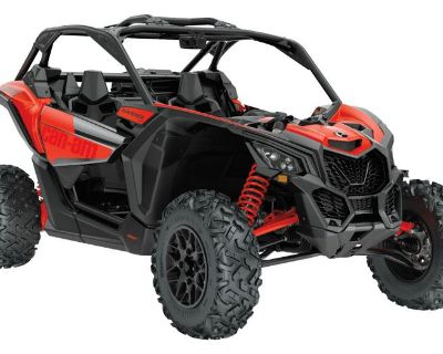 2021 Can-Am Maverick X3 DS Turbo Utility Sport Leland, MS
