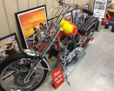 1953 Harley-Davidson Custom