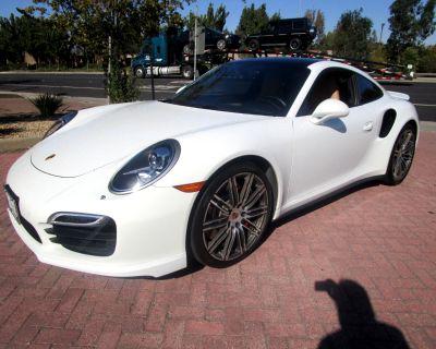 Used 2014 Porsche 911 Turbo COUPE AWD**BOSE**BLUETOOTH**NAVI**CHRONO**HEAT SEA