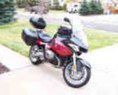 Extremely Clean 2005 Bmw R 1200 St