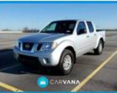 2019 Nissan frontier Silver, 5K miles