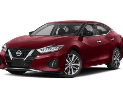New 2021 Nissan Maxima SV With Navigation