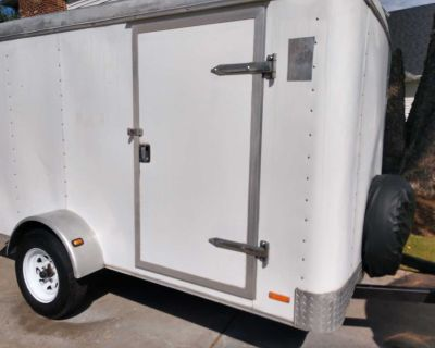 2005 Pace American Enclosed Trailer 6x10