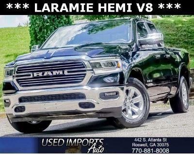 """2020 RAM 1500 Laramie 4x2 Quad Cab 6'4"""" Box"""