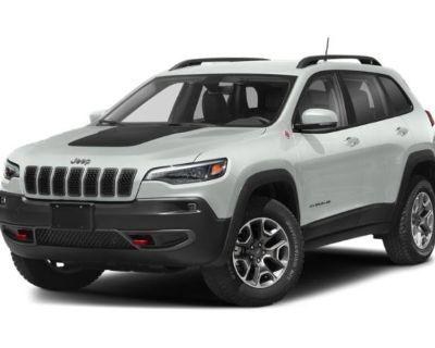New 2021 Jeep Cherokee JEEP CHEROKEE TRAILHAWK 4X4 4WD