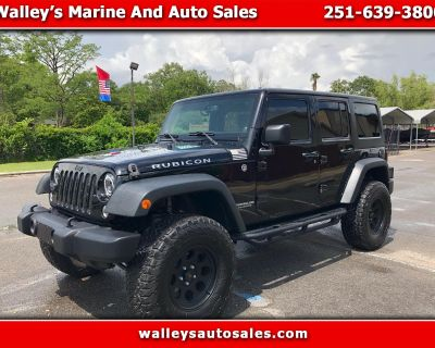 2014 Jeep Wrangler Unlimited 4WD 4dr 70th Anniversary *Ltd Avail*