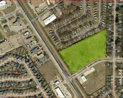 9.92 Acre Multi Family Site in South Bossier