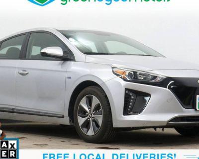 2019 Hyundai Ioniq EV Base