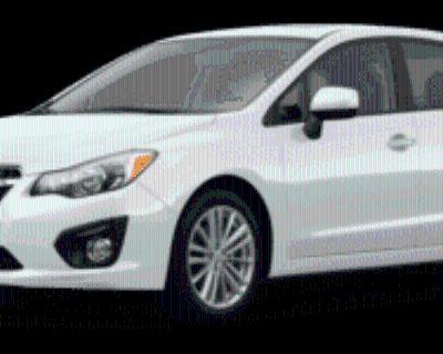 2014 Subaru Impreza 2.0i Limited Wagon Automatic
