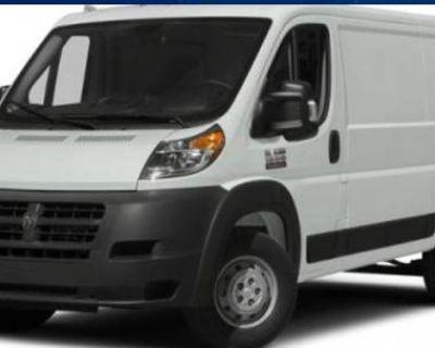 2015 Ram ProMaster Cargo Van 1500