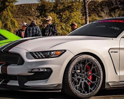 Stance Wheels SF10 for the GT350