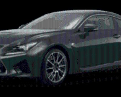 2017 Lexus RC RC F