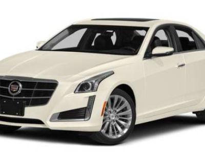 2014 Cadillac CTS Standard