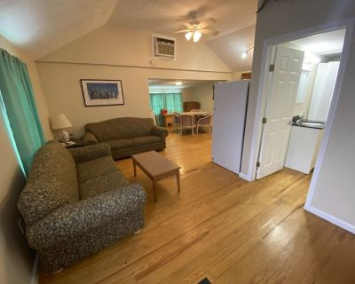 Main Strip Location | Pet Friendly | Wi-Fi & Cable | A/C | Steps from Winery - Geneva-on-the-Lake