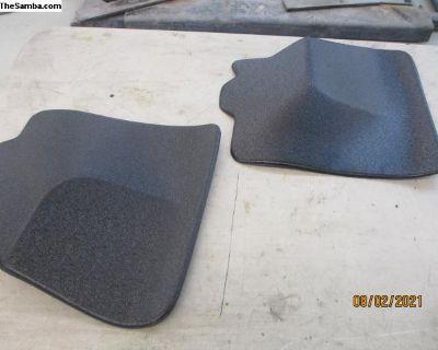speaker kick panels ABS plastic