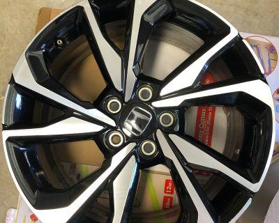 Virginia - 2019 Si wheels and GL wheel spacers