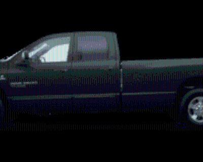 2006 Dodge Ram 2500 SLT Quad Cab Regular Bed 4WD