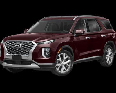 New 2022 Hyundai Palisade SEL FWD 4D Sport Utility