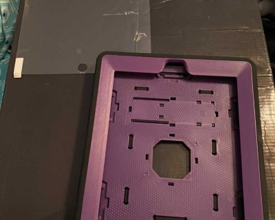 Brand new iPad case and screen protector