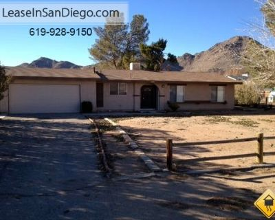 House for Rent in Apple Valley, California, Ref# 2441207