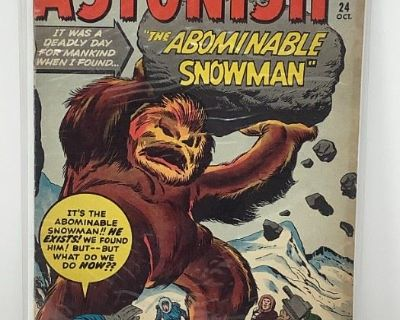 Comic Book Auction Collection and Consignments