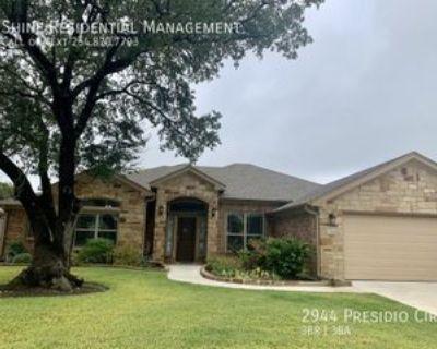 2944 Presidio Cir, Belton, TX 76513 3 Bedroom House
