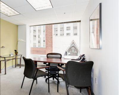 Exterior Day Office Near DC's City Center, Washington, DC