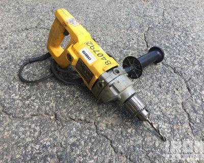 Dewalt DW140 Corded Drill