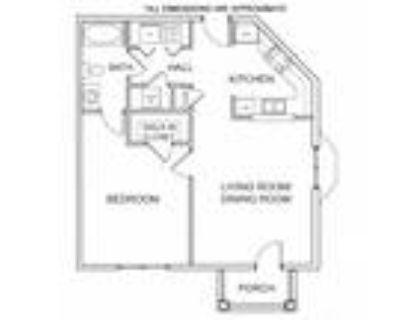 Park Place - 1C1 Floor Plan