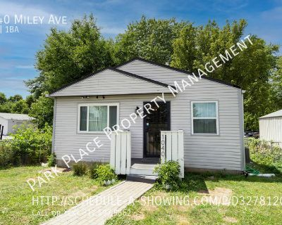 Single-family home Rental - 1040 Miley Ave