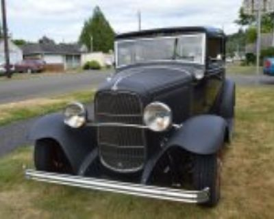 Featured 1931 Ford Victoria and 1940 Ford sedan 27k and 15k