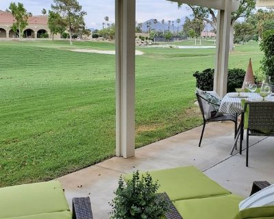 Want an Amazing View on the 18th Green Next to the Clubhouse? Look no Further! - Palm Desert